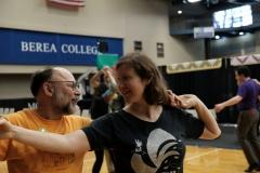 Christmas Country Dance School 2018. Berea College, Berea, Kentucky. December 26 - 31, 2018. Photo by Daniel B. Friedman.