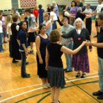 Christmas Country Dance School 2008, 1