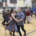 Christmas Country Dance School 2017-21